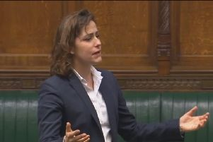 Victoria Atkins - Minister for Crime, Safeguarding and Vulnerability and MP for Louth and Horncastle. ANL-190121-171710001