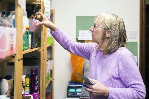 There are 50 Weston Favell Centre Food Bank volunteers who come from many different places and all work in harmony to provide a good service to their clients. Volunteers come from St Peter's Church, Storehouse Church, Emmanuel Group of Churches and other faith groups in Northampton.