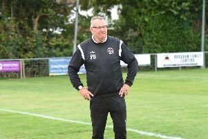 Horsham YMCA boss Peter Buckland. Picture by Liz Pearce.