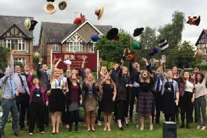 A Northampton centre for training teachers has scored an 'outstanding' inspection from Ofsted.
