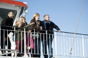 Get away from it all with a family trip to the Isle of wight