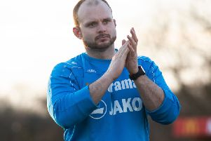Hemel Town boss Joe Deeney. (File picture by Marc Keinch).