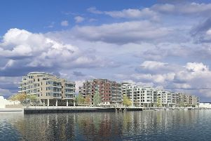 Free Wharf development in Shoreham SUS-180123-121629001