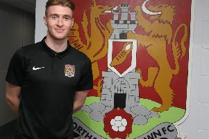 Ryan Watson has signed for the Cobblers for a third time (Picture: Pete Norton)