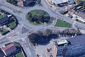 Ashcroft Road and Putteridge Road. Photo from Google Maps