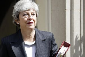 Current PM Theresa May says the legislation to allow the creation of two unitary new councils in Northamptonshire will be laid as soon as possible.