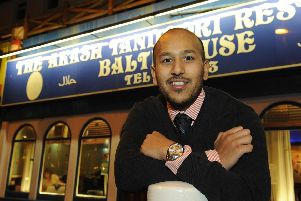 Faz Ahmed, manager of The Akash in Albert Road, Southsea. Picture: Paul Jacobs