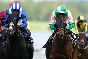 Duke of Hazzard (right) is in the frame for the Celebration Mile / Picture: Getty Images