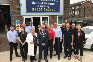 Gardner and Scardifield has opened a new electrical wholesale branch in Rectory Farm Road, Sompting,