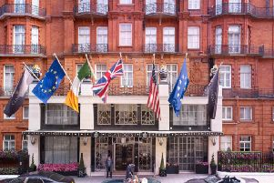 Banbridge firm awarded �10 million MEP Contract at the Claridge's Hotel