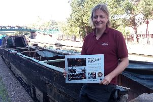 Matt Armitage of Tooleys has completed his book about the boatyard NNL-180110-133032001