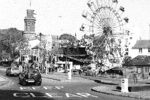 In 1999 part of the Michaelmas Fair moved to the Horse Fair for the first time NNL-180810-115759001
