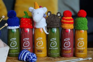 The Big Knit for little hats