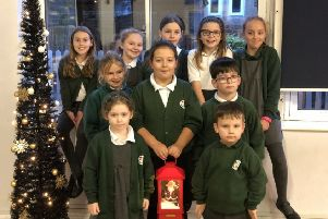 Middleton Cheney Primary Academy's living advent calendar will raise funds for the primary school NNL-181127-123817001