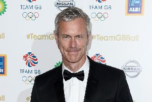 Former Olympic swimmer Mark Foster. Photo: Getty Images