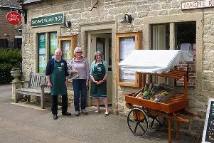 Sulgrave Village Shop has become a hub for the community. Photo courtesy of the shop NNL-190124-153934001