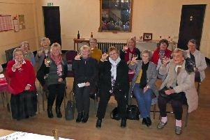 Holton le Moor WI have celebrated their 100th annual meeting EMN-190122-080956001