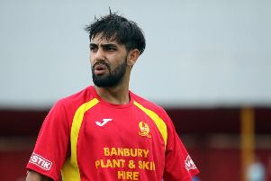 Banbury United have been docked four points by the FA due to Ravi Shamsi's registration at the start of the season