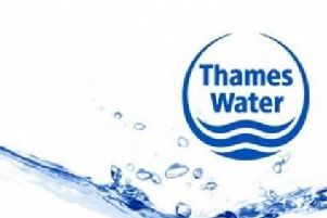 Thames Water say the measures are temporary