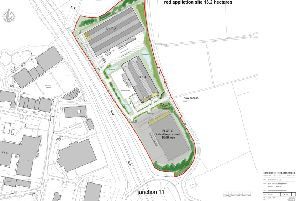 Banbury 15 plans call for warehouses but no service station NNL-190502-115329001
