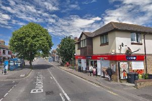 Buckingham Road, Shoreham. Photo: Google Streetview