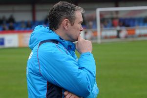 Brackley Town manager Kevin Wilkin is looking forward to taking on the leaders