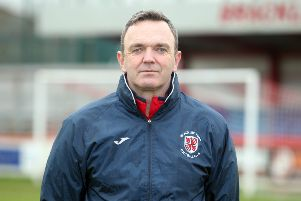 Brackley Saints manager Gordon Killie saw his side go down by a solitary goal