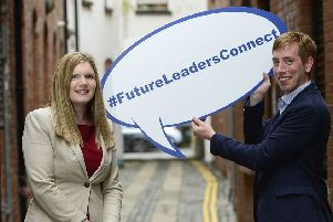 """Joe Devlin, a Senior Market Analyst at Viridian Group and Laura McNamee, a Policy & Public Affairs Officer and Practitioner Support Officer at Housing Rights have been chosen to take part in British Council�""""s Future Leaders Connect programme. They will join over 50 emerging policy leaders from across the world for an intensive nine-day leadership and policy programme, featuring an event with the Elders, an independent group of global leaders brought together by Nelson Mandela a decade ago to work together for peace and human rights. This event will be streamed lived on Facebook on Mon Oct y 29th October 2018 from 18.00 http://bit.ly/2IZf3pX.. For more information on Future Leaders Connect or British Council Northern Ireland, visit http://nireland.britishcouncil.org or www.britishcouncil.org/futureleadersconnect"""