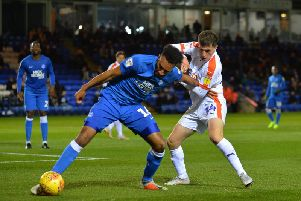 Luton youngster Jack James