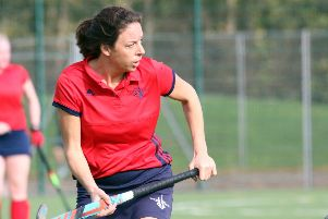 Ruth Tuthill earned Banbury a point against Eastcote