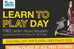 MT and Rock Steady will be holding free 30-minute lessons