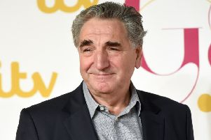 Jim Carter aka Mr Carson. Photo: Getty Images