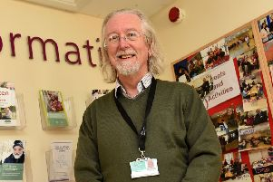 Banbuery Royal Voluntary Service manager Steve Kilsby NNL-160305-141653009