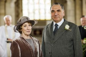 Carson married Mrs Hughes in series six of Downton Abbey
