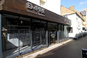 Empire Tattoo and Piercing Studio opens this Saturday