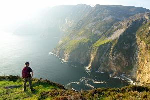 Slieve League in Donegal (Photo: Shutterstock)