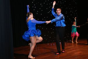 The Latin American number for Strictly Banbury 2019 was the Jive NNL-190415-145615001
