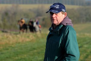 Mollington trainer Paul Webber saddled Indefatigable to win at Cheltenham