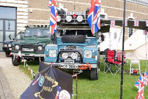 Celebrate the Land Rover at the British Motor Museum