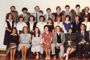 Cherderit School photo circa 1979? pt1