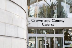 Marc Lacey appeared at Northampton Crown Court on May 21