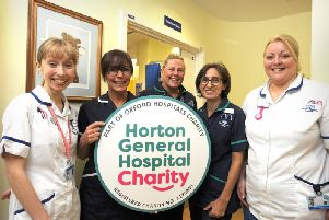 What could you do to support the Horton General Hospital Charity?