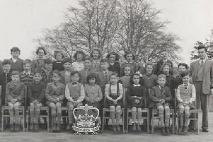 Do you recognise anyone? Circa 1953