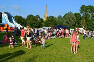 Adderbury's Party in the Park