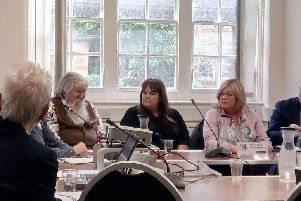 Cllr Perry (pictured right) says she is concerned about the lack or diversity and female representation on the joint committee.