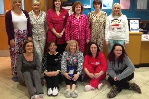 Business owners are being encouraged to don their PJs