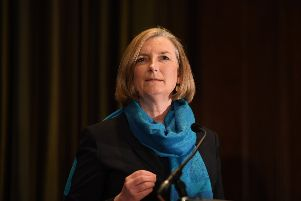 Sarah Wollaston MP, chair of the Parliamentary Select Committee.  Picture by Getty Images NNL-190717-115240001