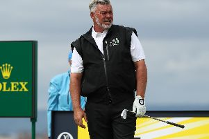 Darren Clarke. (Photo: Pacemaker)