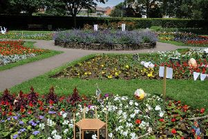 People's Park offers lots of hiding places