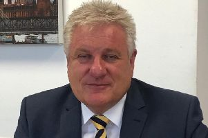 Trevor Bence has been chosen as the prospective parliamentary candidate for the Brexit Party in Chichester